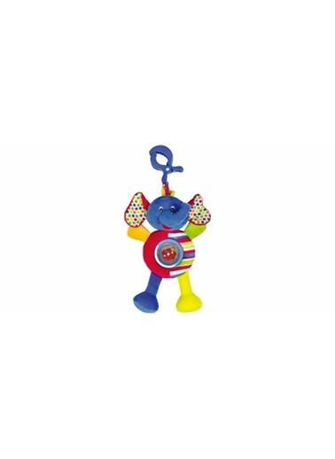 Prego Toys SC017 Titreşimli Eğlenceli Çıngırak - Fil-Prego